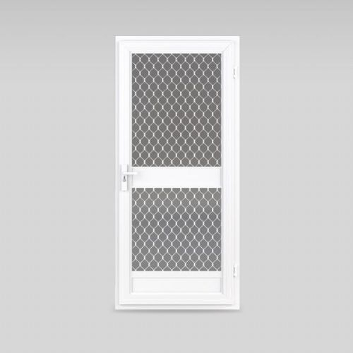 Panel Frame Insect Doors Extra Strong Heavy Use Door Fly