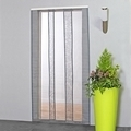 Mesh Strip Door Fly Screen  - 130cm x 230cm