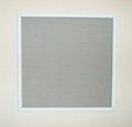 Pet Safe White Frame Insect Screen Window