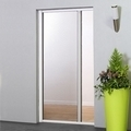 Horizontal Roller Blind Fly Screen Door