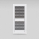 Heavy Duty Fly Screen Security Door