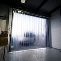 Sliding PVC Plastic Strip Warehouse Door Screen